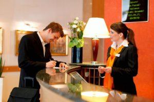 готельне обслуговування