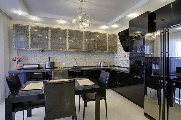 дизайн столової в квартирі