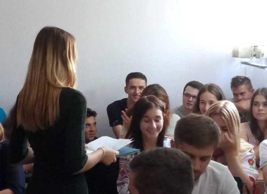 свято студентів університету Україна Тернопіль