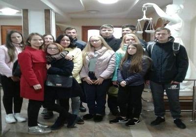 """студенти спеціальності """"право"""" Тернопіль"""