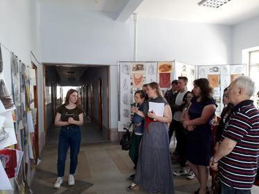 """роботи студентів спеціальності """"Дизайн"""" Тернопіль"""